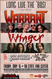 Warrant-Winger