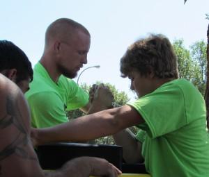 Arm Wrestling2